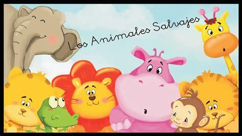 imagenes de animales salvajes para niños 5 a 241 os proyecto quot los animales salvajes quot 161 mira qu 233 bien