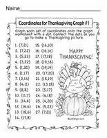 free printable thanksgiving graphs math thanksgiving on pinterest graphing activities