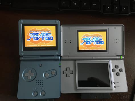 mod gameboy sp game boy advance sp backlit screen mod modern gaming
