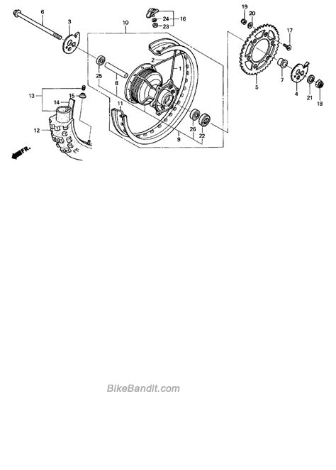 nsr 125 wiring diagram nsr just another wiring site