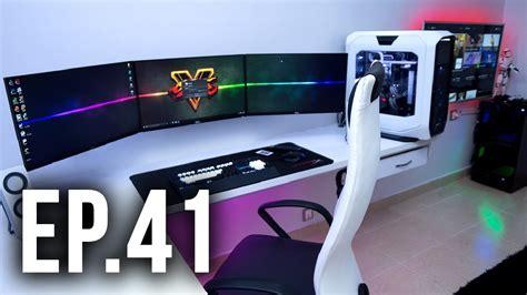 black light room setup room tour project 41 best gaming setups