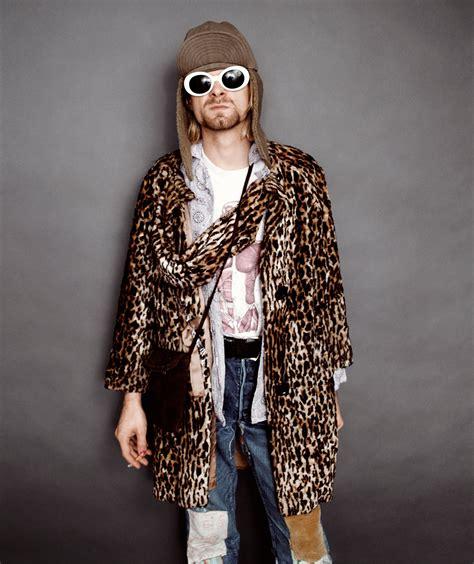 Kurt Cobain Wardrobe kurt cobain style cobain s grunge looks