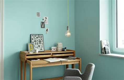 Farbe Die Im Dunkeln Leuchtet Für Aussen by Premium Wandfarbe Blau Wasserblau Alpina Feine Farben