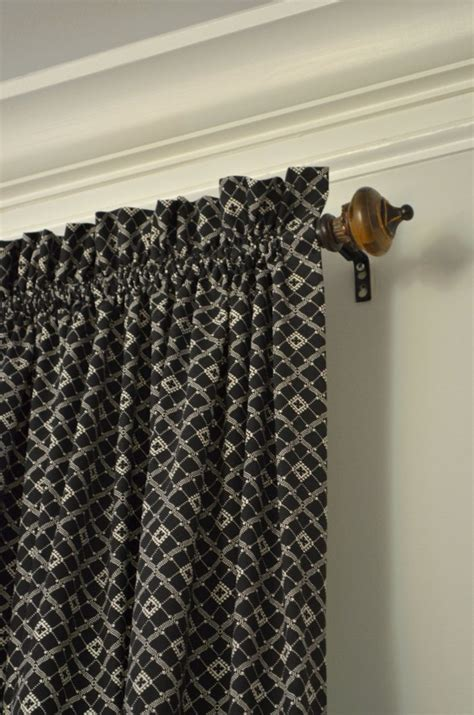 sewing simple curtains one room challenge family room week 5 at home with the