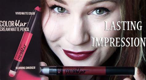 Lipstik Maybelline Color Blur maybelline color blur matte pencil lasting