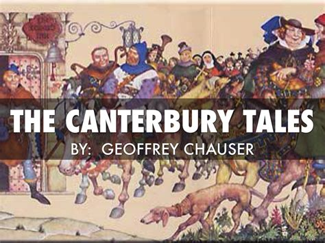 The Tale the canterbury tales by