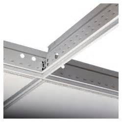 ceiling grid system shop armstrong interlude xl 9 16 quot dimensional grid system white ceiling grid component at
