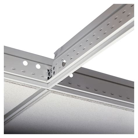 Ceiling Grid System by Shop Armstrong Interlude Xl 9 16 Quot Dimensional Grid
