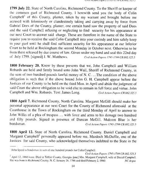 Richmond County Records Richmond County Nc Estate Records