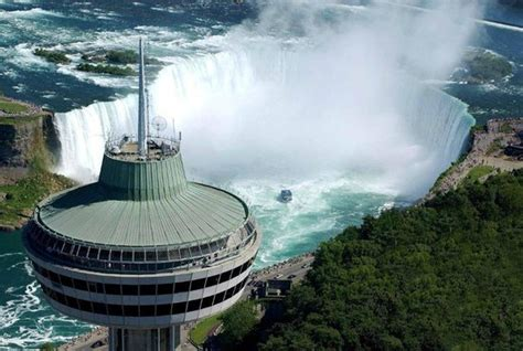 Skylon Tower Revolving Dining Room by Skylon Tower Revolving Dining Room Niagara Falls Menu