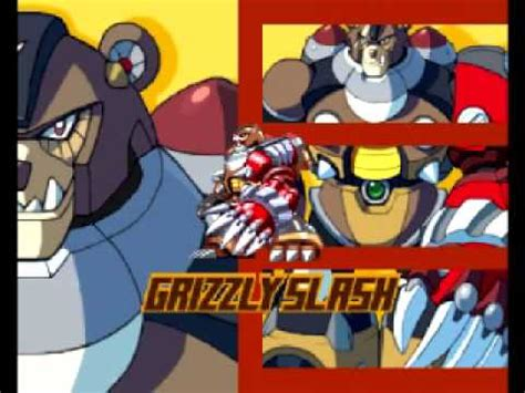theme song exles mega man x5 ost grizzly slash crescent grizzly stage