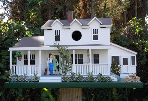 walton house walton s mountain home birdhouse