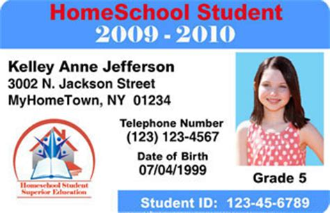 school id card blank template 02 personal information questions maestro rural