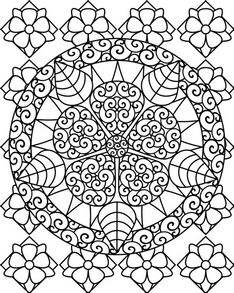 52 best images about adult coloring pages on pinterest free printable coloring pages for adults only image 1