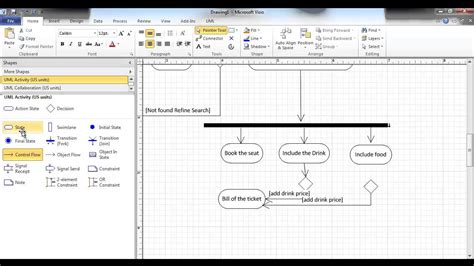 visio activity diagram activity diagram using visio airline booking