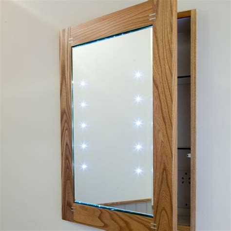 Recessed Mirrored Bathroom Cabinets Recessed Mirror Cabinet Be Inspired By A Country Style Bathroom Housetohome Co Uk