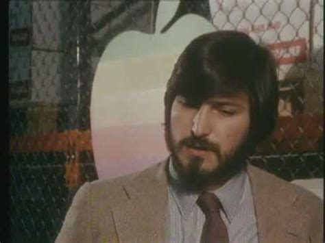 rare interview of steve jobs concerning apple in cork