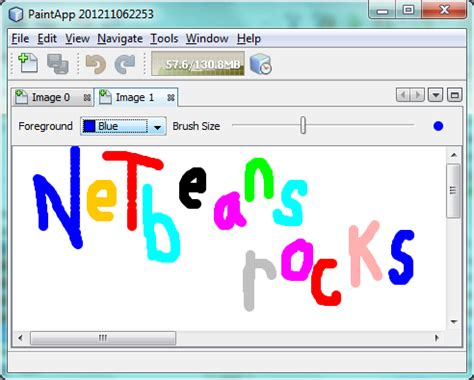 netbeans paint application tutorial for netbeans platform