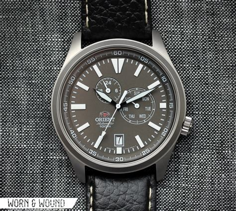 Orient Defender FET0N002K0 Review   Worn & Wound