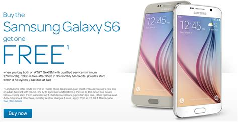 deal at t hosting bogo promotion with samsung s high end phones talkandroid