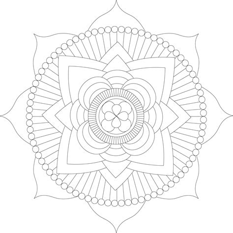 free mandala coloring pages for adults free printable mandala coloring pages for adults best