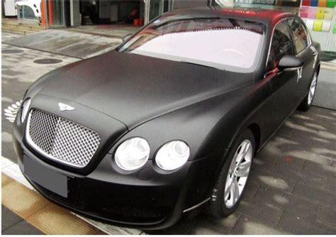 matte black color china matte black color change foil car wrapping film air