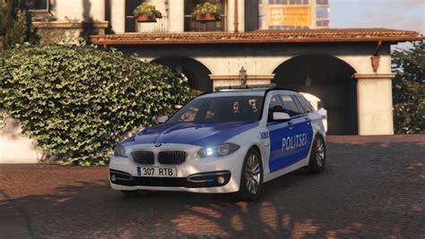 estonian police politsei bmw  series gta modscom