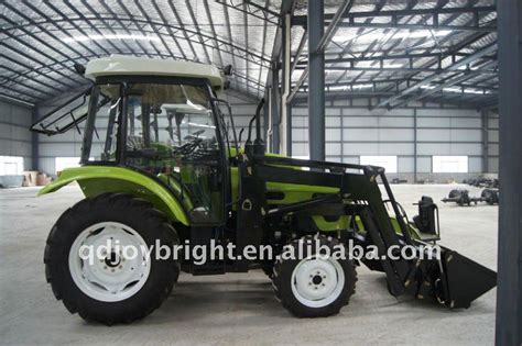 Blade 12r Hq 60hp agricutural tractor with turbo engine right side 12f