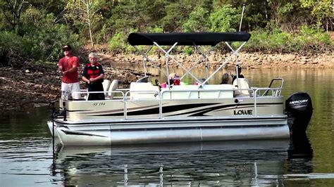 lowe boats reputation pontoon boat lowe 2013 pontoons overview video call