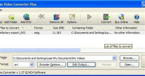prism video format converter key thawng za lian prism video file converter plus v1 82 full