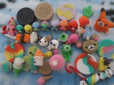 imagenes de figuras kawaii mis figuritas kawaii de porcelana fria 6 pack de