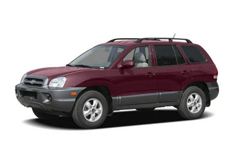 2005 hyundai santa fe specs trims colors cars com