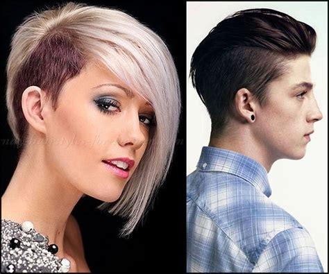 Unisex Hairstyles by Undercut Unisex