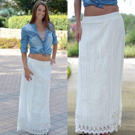 skirt maxi skirt white skirt white maxi skirt lace