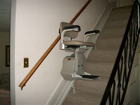 Outdoor Handicap Stair Lifts