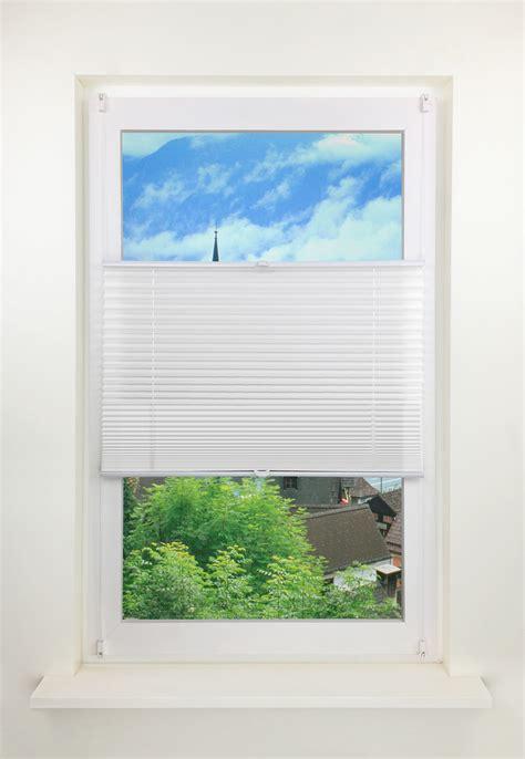 Sichtschutz Fenster Faltrollo by Plissee Faltrollo Rollo Sichtschutz Jalousie Plisseerollo