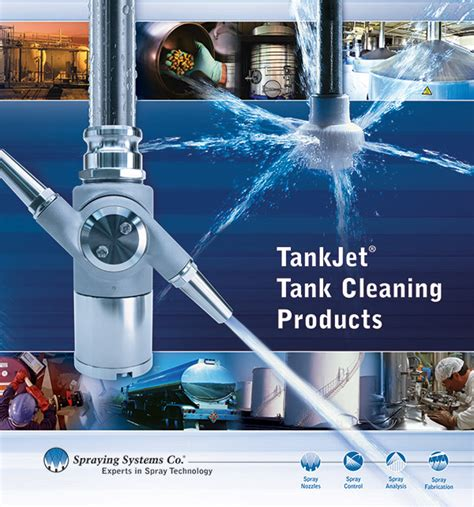 Tank Cleaning Equipment by New Tank Cleaning Catalog Provides Optimization Tips And Specifications For Dozens Of Tankjet