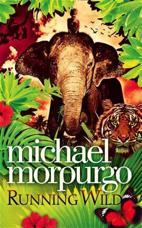 running in the books michael morpurgo fully booked