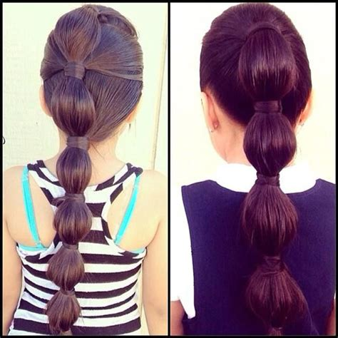 bubble cut hair styles 10 ponytail hairstyle ideas for the summer 2017
