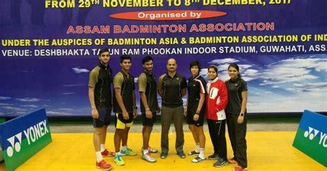 Asian Mba Career Fair 2017 by India Wins South Asian Regional Badminton Team
