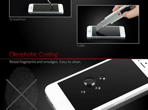 Sony Experia E4 Tempered Glass Protection Screen 033mm T0210 3 brando workshop premium tempered glass protector rounded