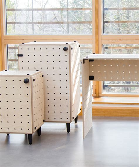 crisscross adaptable furniture is easy to build take