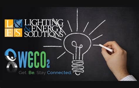Lighting And Power Solutions by Weco2 Parks And Lighting Energy Solutions Become