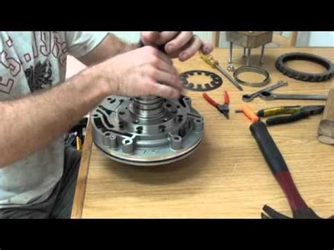 zf 5hp19 transmission oil pump assembly youtube