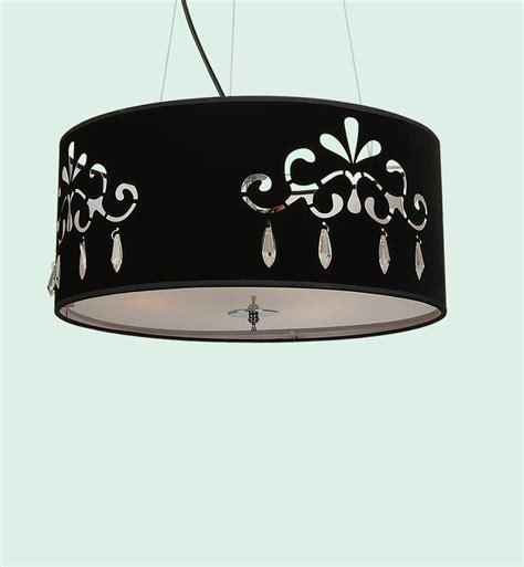 Black Ceiling Light Shade Bethel 3 Light Black Shade Clear Ceiling Fixture Sm02