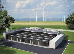Electric Vehicle Grid Energy Storage Lg Chem Switches On 32 Mwh Energy Storage System In