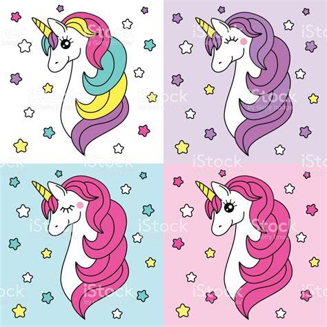 imagenes unicornios animados personaje de dibujos animados infantiles como unicornio de