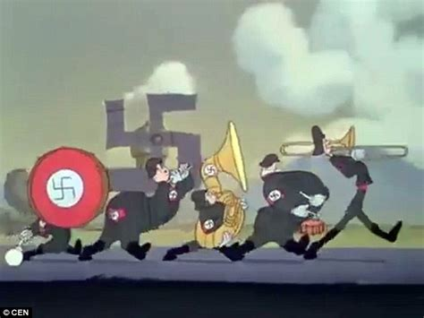 film disney hitler russians who discovered 1943 disney film featuring donald