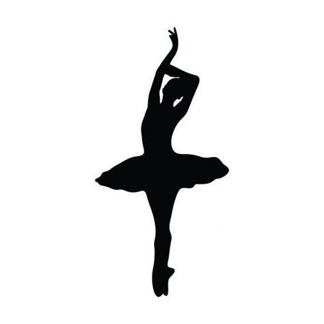 Dancer Outline by Why Buy A Picture Of A Dancer Silhouette When You Can Buy One Here S How Step One Out A