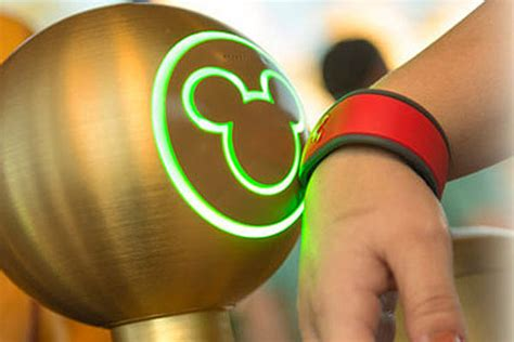 Disney World personalise your holiday through use of RFID wristbands   Retail Innovation